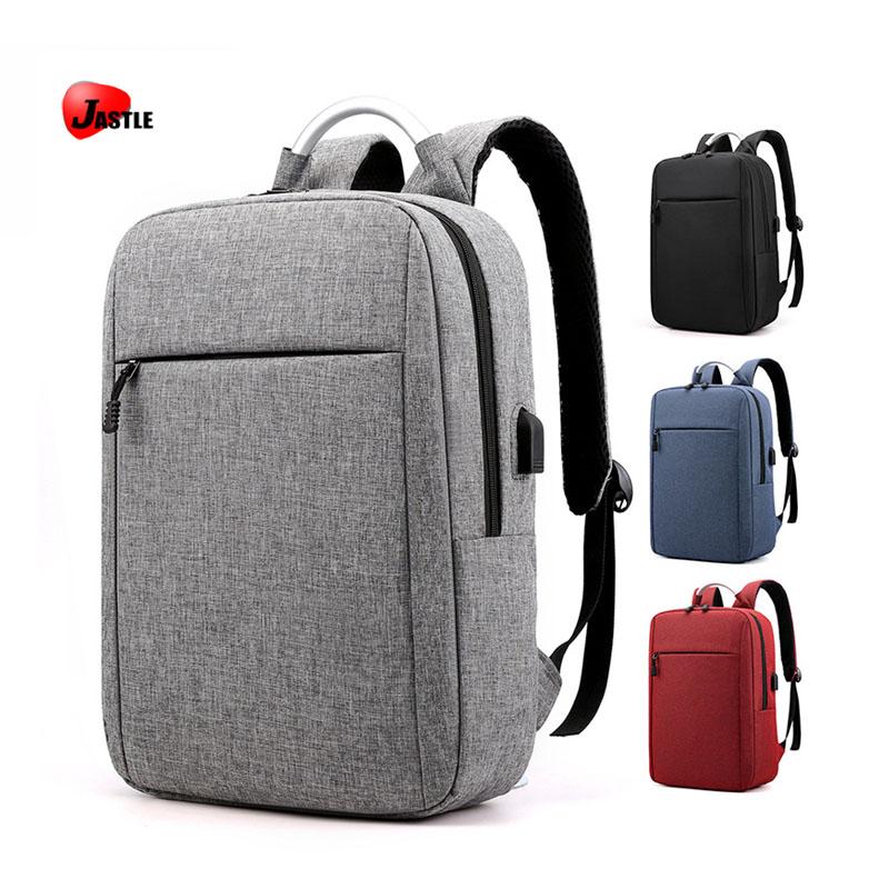 عالية الجودة تعزيز الرجال السفر آمنة دائم كمبيوتر محمول للأعمال المدرسية Backbgs هدية على ظهره مع منفذ شحن USB
