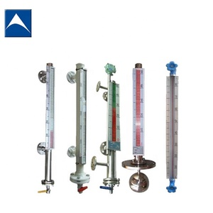 Low price magnetic water level gauge tank liquid level indicator made in China