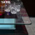New KTV coffee light bar industrial style creative LED  table transparent bar glass bar counter customization