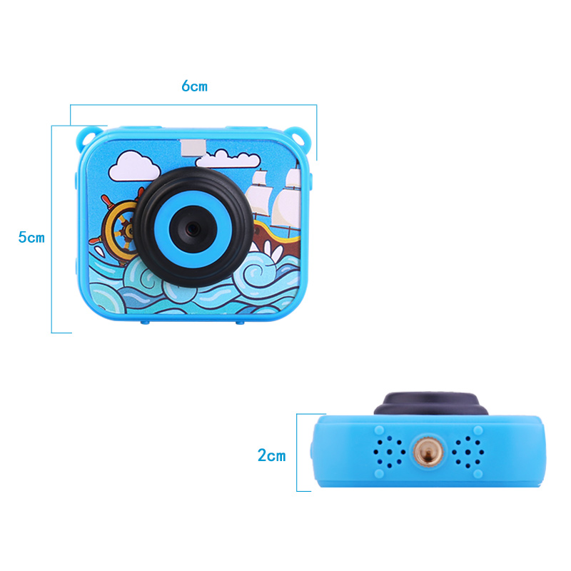2020 New Year Gift Sets Real 720P Full HD Digital Camera For Kids Camera Toys