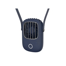 amazon best sellers USB Rechargeable Mini Hanging Neck Portable Fan for Outdoor