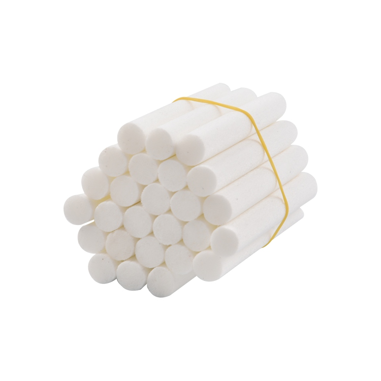 Wholesale fiber absorbent scent cotton reed stick long thick cotton wick air freshener
