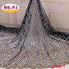 Big Heavy French Lace Fabric High Quality Beaded Lace For Wedding Handmade Bridal Lace