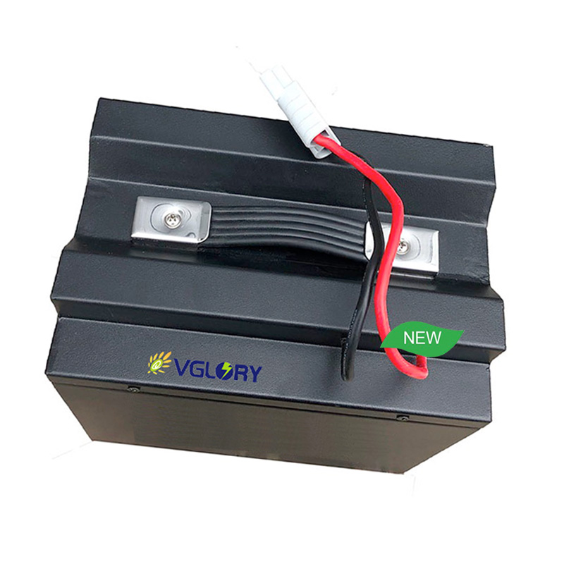 Good performance at high temperature 48v lithium ion battery pack 25ah