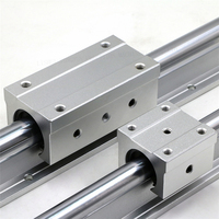 SBR linear rail linear Slide Block and Linear Guide Rail for automatic machines