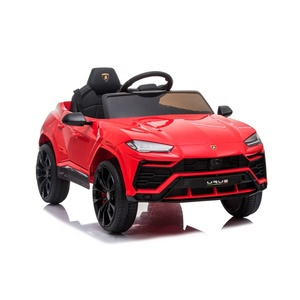 2020 New cars Licensed Lamborghini ride on baby car 12v kids electric car battery ride on car for kids