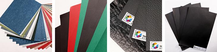 ทนทานสีพาสเทลกระดาษแผ่นหรือม้วนคู่สีด้านข้างลายนูน DIY อะนิเมะงานฝีมือ