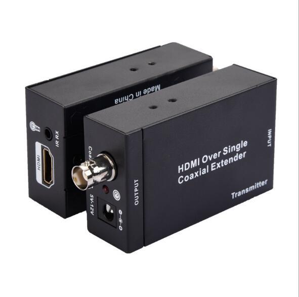 TVI/CVI/أهد لتحويل HDMI كامل HD 4K 720P/ 1080P/ 3MP/ 4MP/ 5MP BNC إلى HDMI محول فيديو لمراقبة HDTV مسجلات الفيديو الرقمية