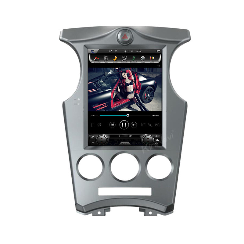 "KiriNavi Vertical Screen 10.4"" Android 8.1 car audio cd player For KIA Carens 2006 - 2013 car multimedia player car radio"
