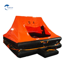 ISO 6 Man Inflatable Floating Life Raft