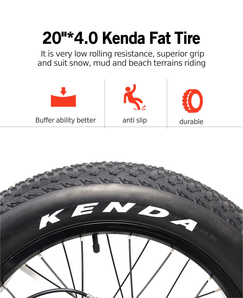 21 speed e bike fat tyre electric for adults two wheels 20 inch