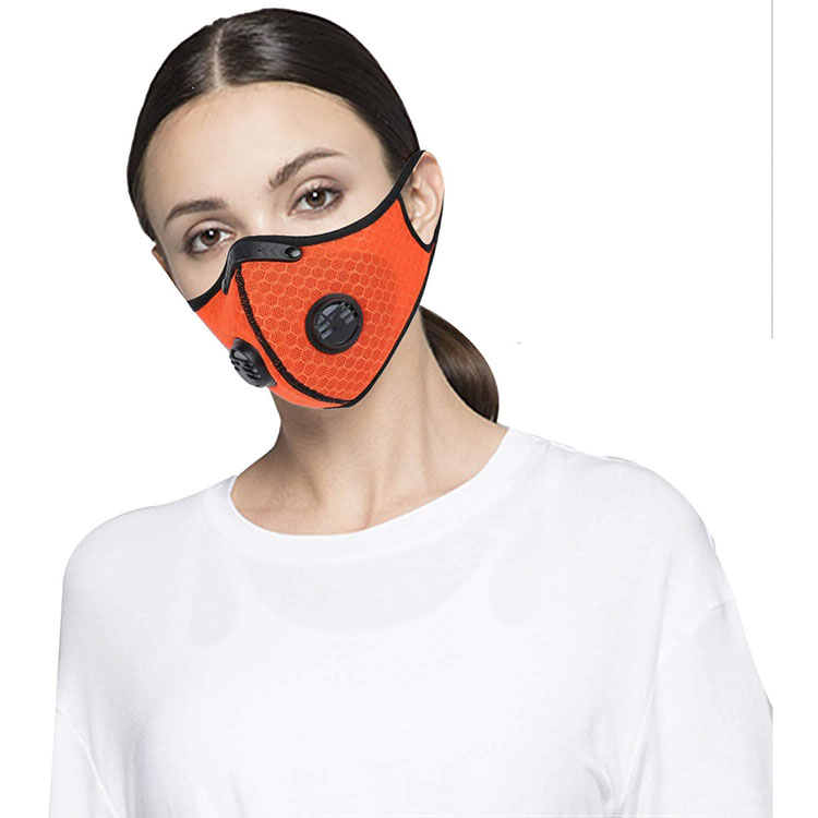 dustproof face shield