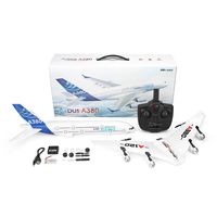 2.4G Remote Control Helicopter 2.4GHz Airplane RC Aircraft Plane