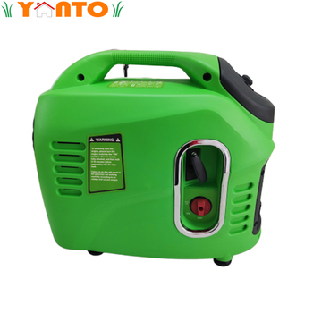 GEN-2700 Portable Small Gasoline+Generators 2000W Gasoline Power Silent Generator Inverter with Electric Key Start For Camp