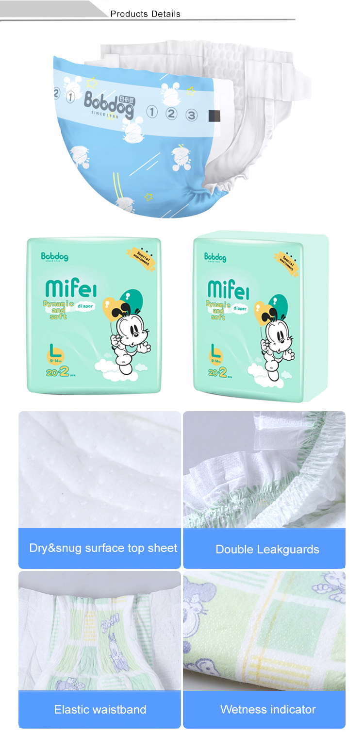 Super absorbent disposable sleepy baby diaper manufacturers in turkey