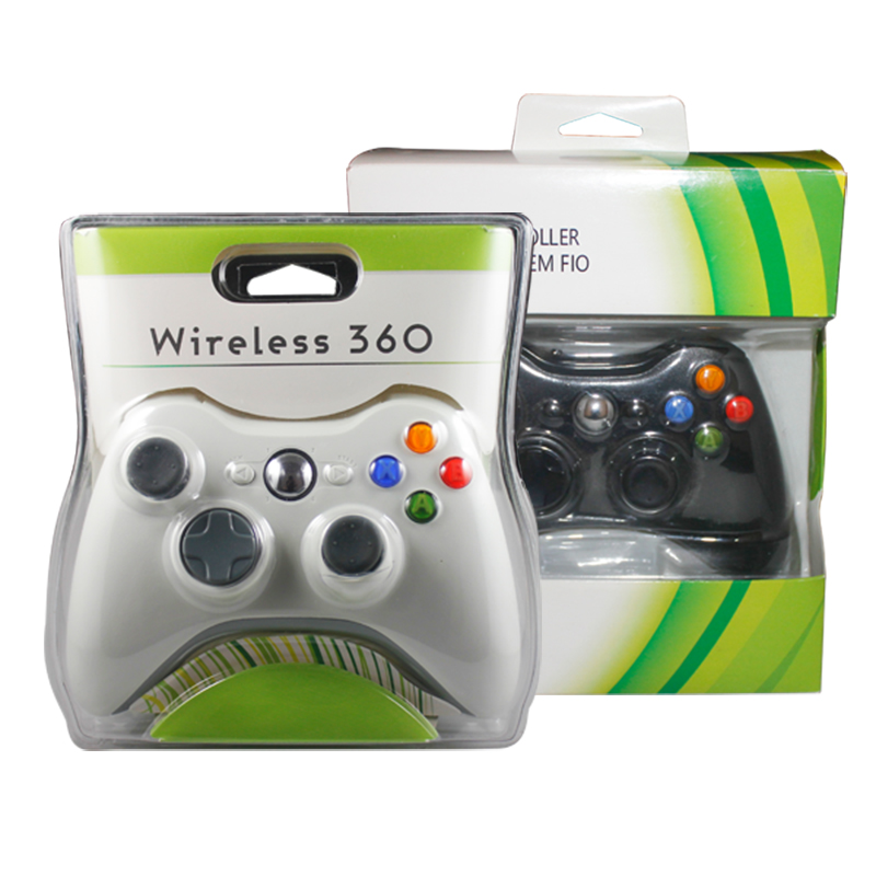 Wireless Game <strong>Controller</strong> Gamepad Joypad For <strong>Xbox</strong> <strong>360</strong> <strong>Controller</strong> Remote Control