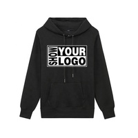 Embroidery or screen print accept 20pcs minimum winter lined custom man hoody