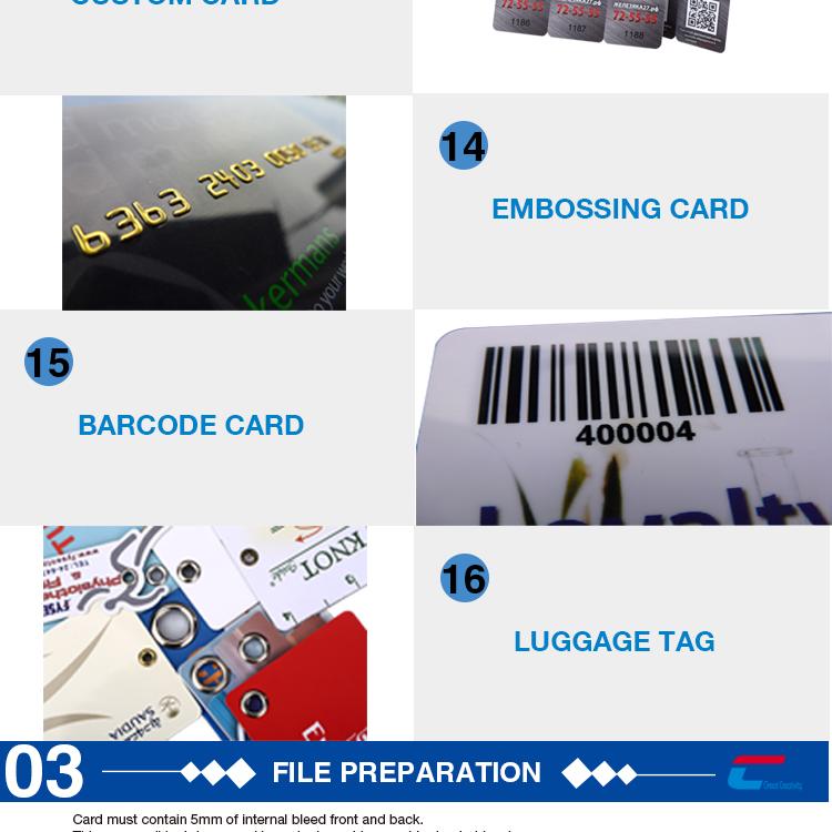 Número de impressão personalizada em relevo cartões de visita ouro plástico rígido selo/Impresso Cartões Plásticos De Adesão