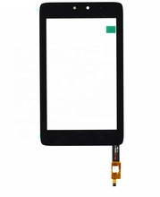 Di vendita calda Per <span class=keywords><strong>HP</strong></span> <span class=keywords><strong>Slate</strong></span> 7 Plus HD 3400 tablet digitizer Touch Screen del Pannello Frontale Parti