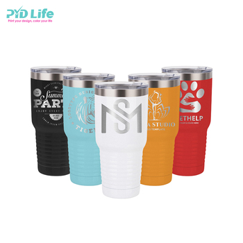 Amazon Hot Sale Double Walled Stainless Steel Vacuum Insulated Tumbler Cups In Bulk