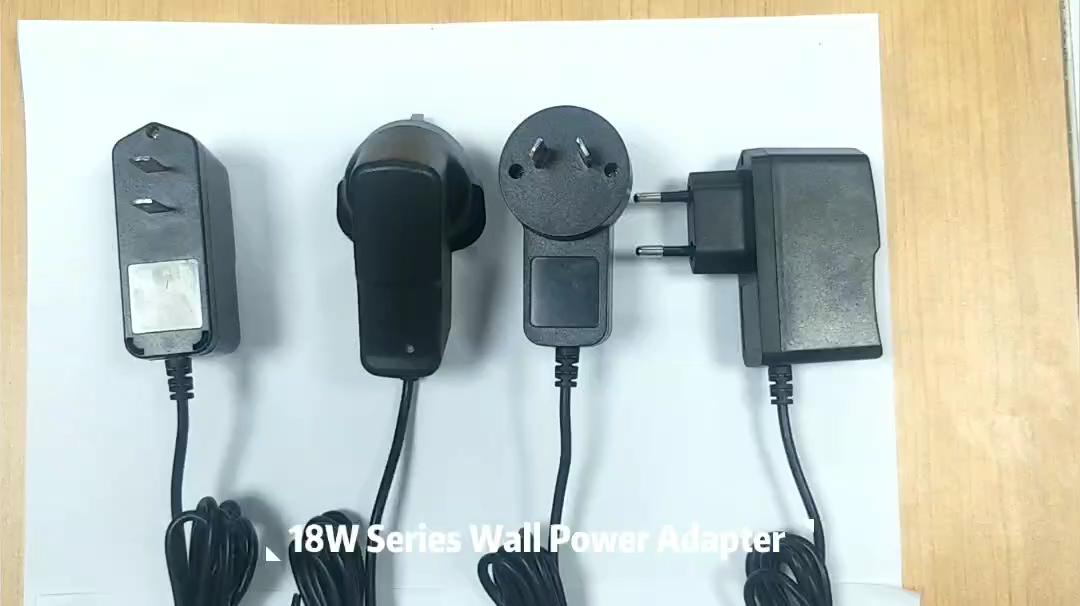 10 w wall mount 2 5 volts amp 5 v 2a 2000ma ac dc adaptador de comutação da fonte de alimentação com EUA plug & UL FCC mark para o filme do Audiovisual