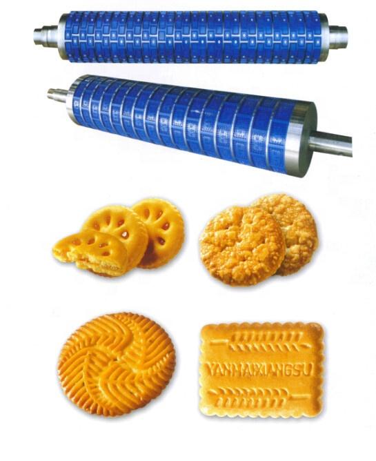 Bán Hot Nhỏ Tự Động Biscuit Formaing Khuôn
