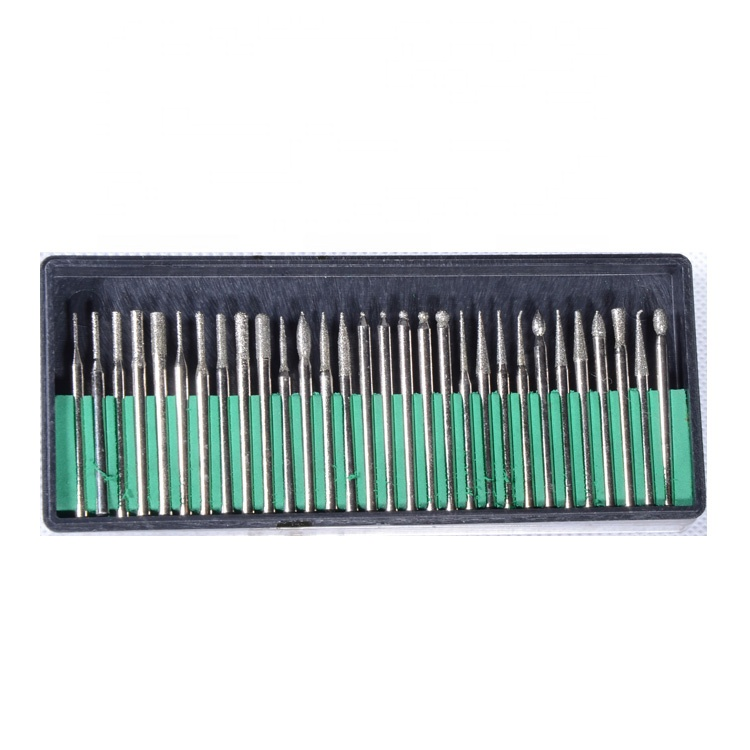30PCS Gemstone Jewelry Gem Engraving Carving Tools