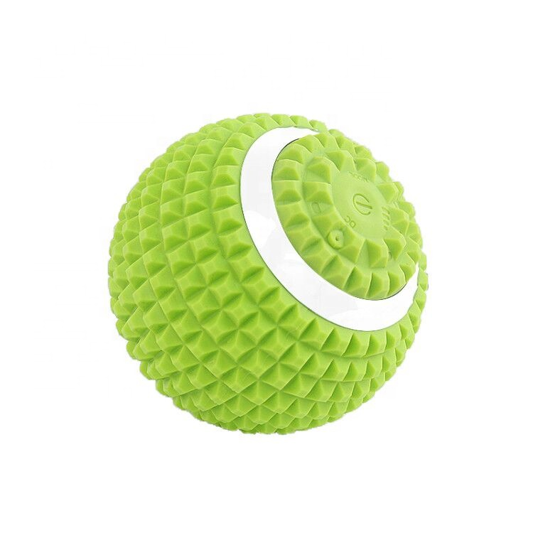 Wholesale Deep Double Lacrosse silicone Massage Roller Ball for muscle relaxation