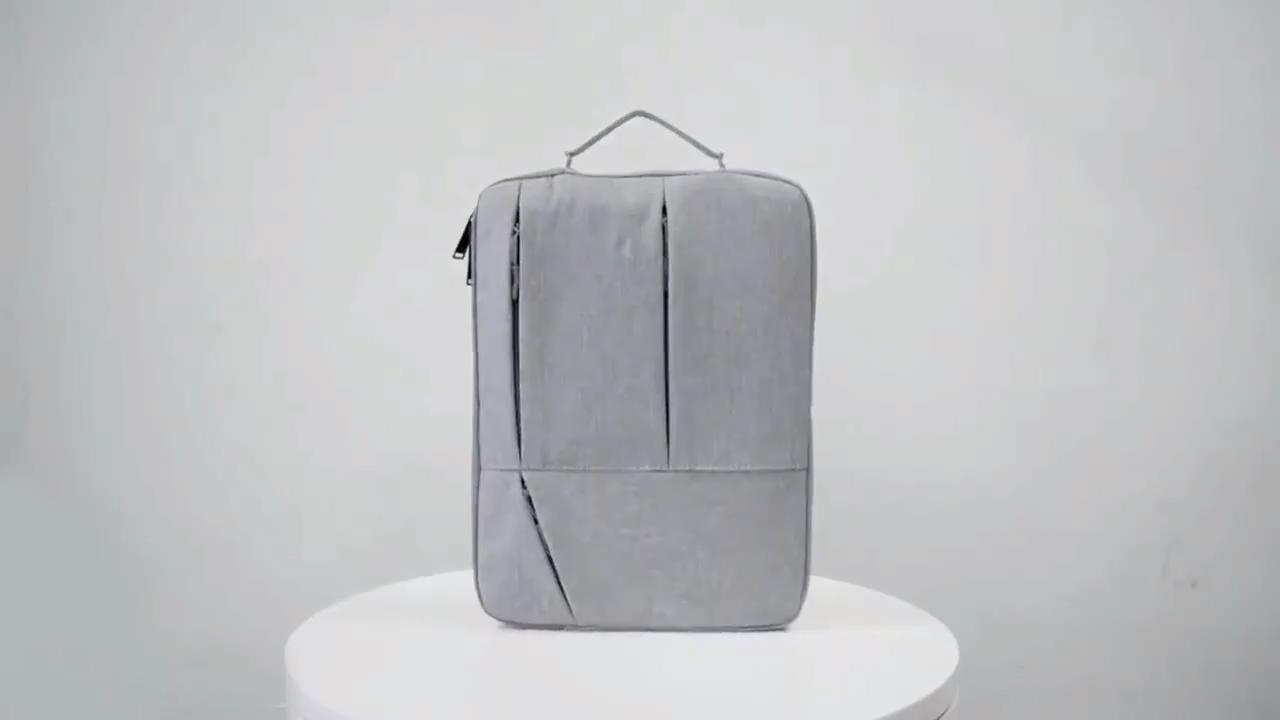 עיצוב גברים שליח מחשב נייד שרוול שקית מים דוחה Anticollision Tablet מקרה