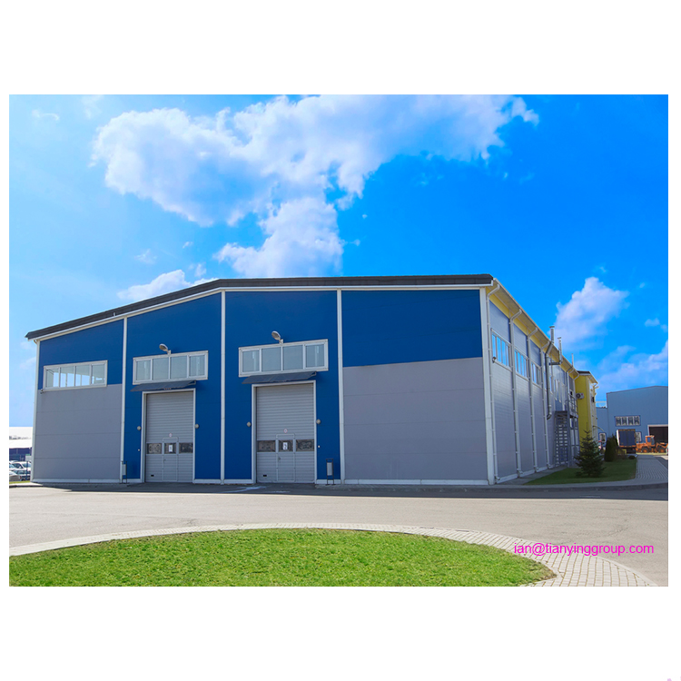 Affordable mobile warehouse Steel structure hangar warehouse prices low cost industrial shed designs self storage steel building