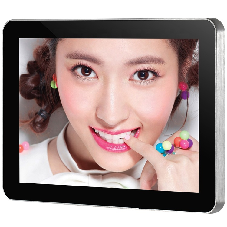 "China großhandel fabrik oem odm android fenster photo booth 13,3 ""LCD Digital Signage Bus TV touch monitor interaktive display"