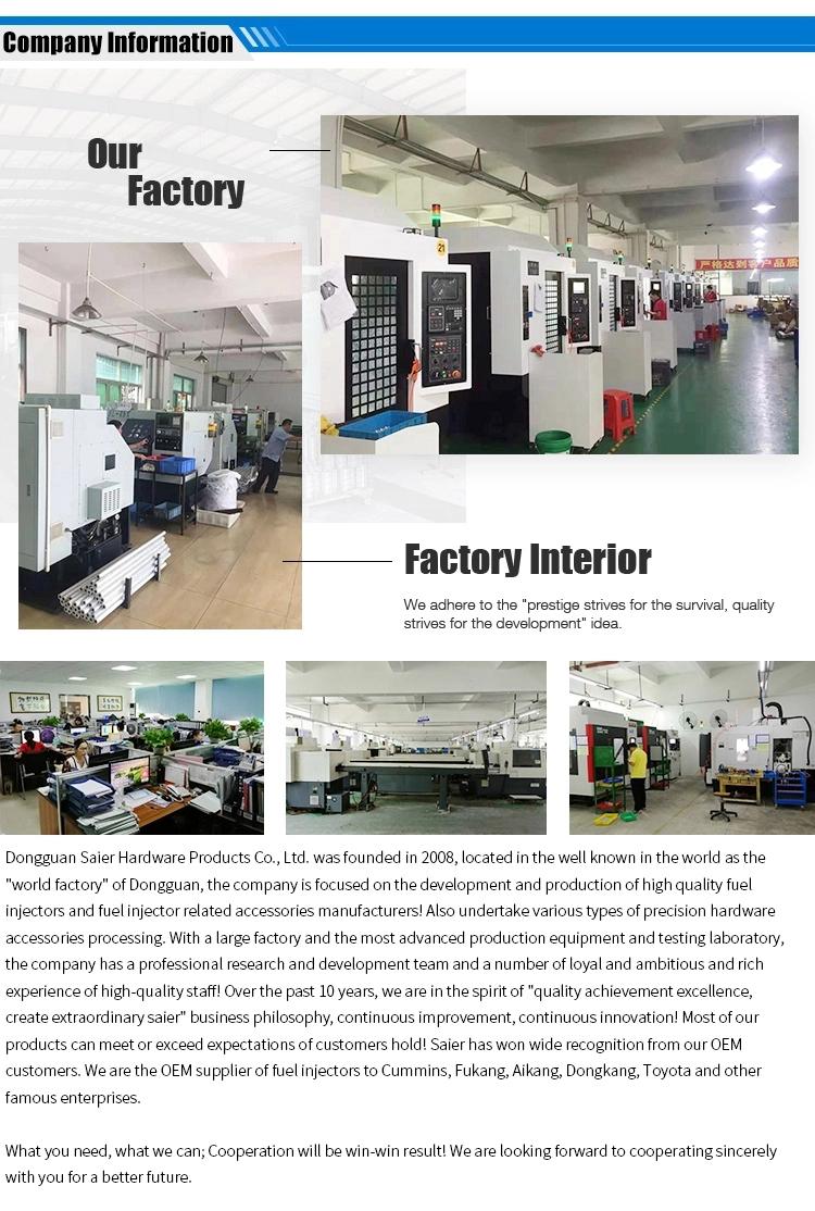 Fabrika fiyat dizel motor yakıt pompa tamir kiti 2417010003 800002
