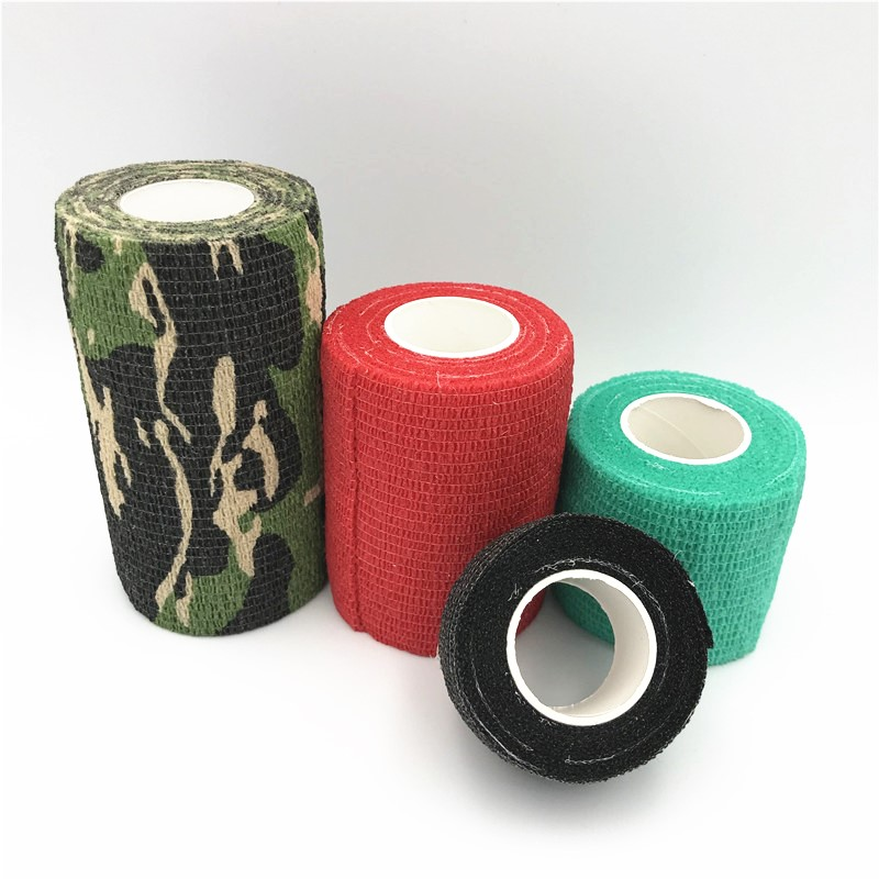 New Product Medical Elastic Self Adhesive Sports Plaster Bandage