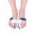 High Quality Popular Blue Comfortable Toe Corrector for Bunions With Foam Mat Pad