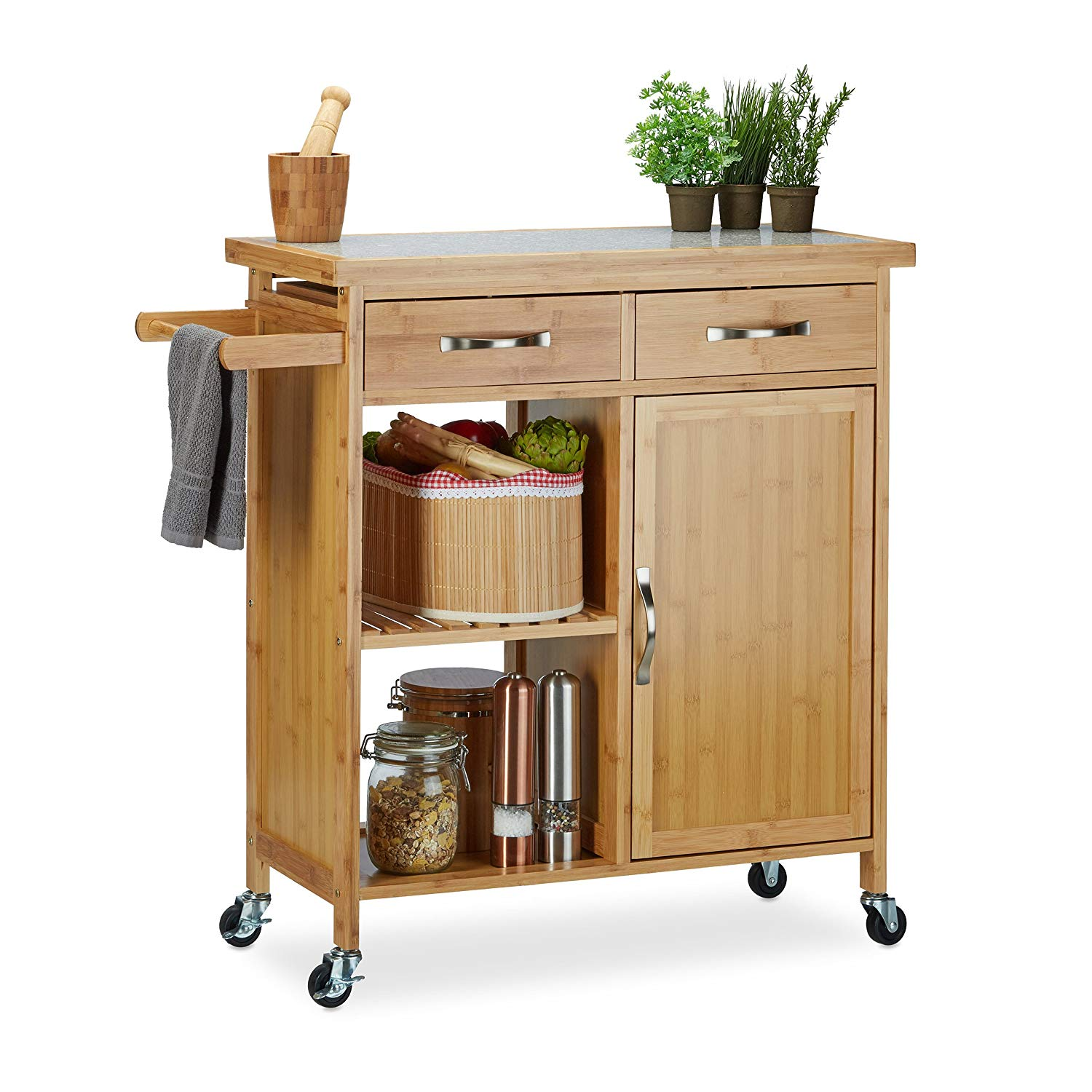 Factory Direct home high capacity wooden cart