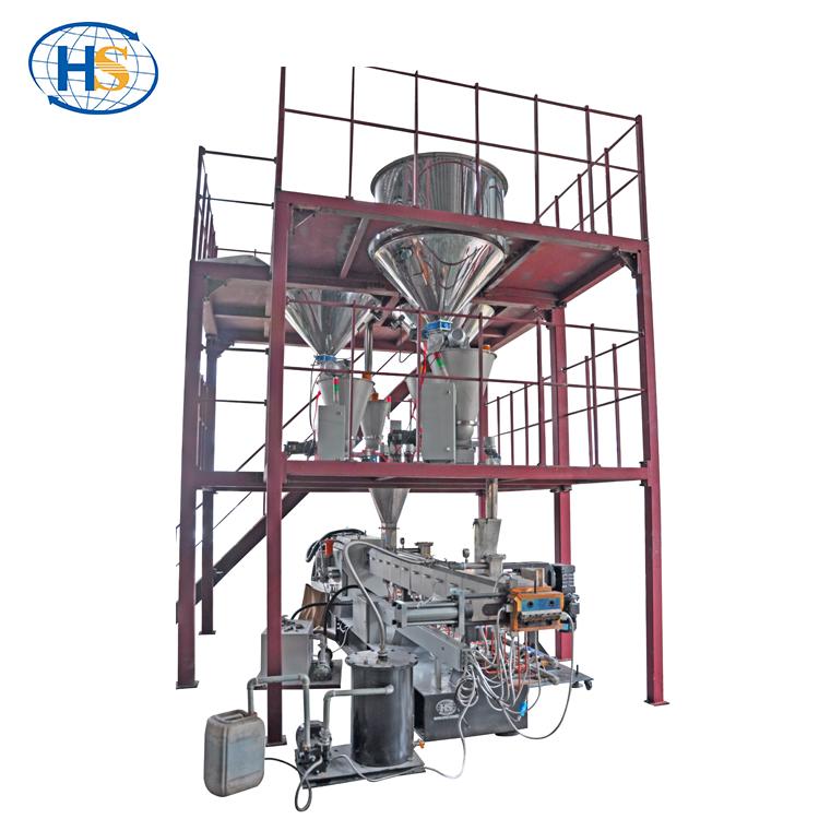 Подводный эва TPR машина гранулирования