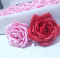 5 layels Artificial Flower Heads Simulation DIY Wedding Gift Rose Head Soap Flower