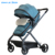 Factory Wholesale customized folding adjustable 3 in 1 stroller baby