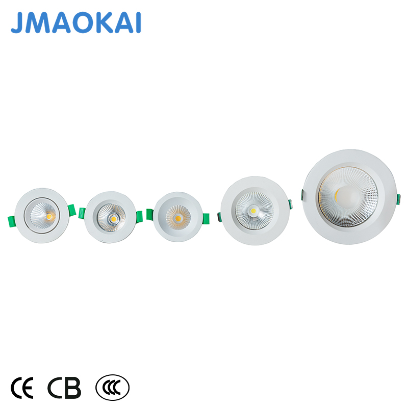 Hot Selling CB Test Spot Down Light 40W Fire Rated LED Surface Downlight