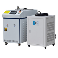CNC 500w Handheld Fiber Transmission Laser Welding Machine for Aluminum Stainless Steel in Laser Welders