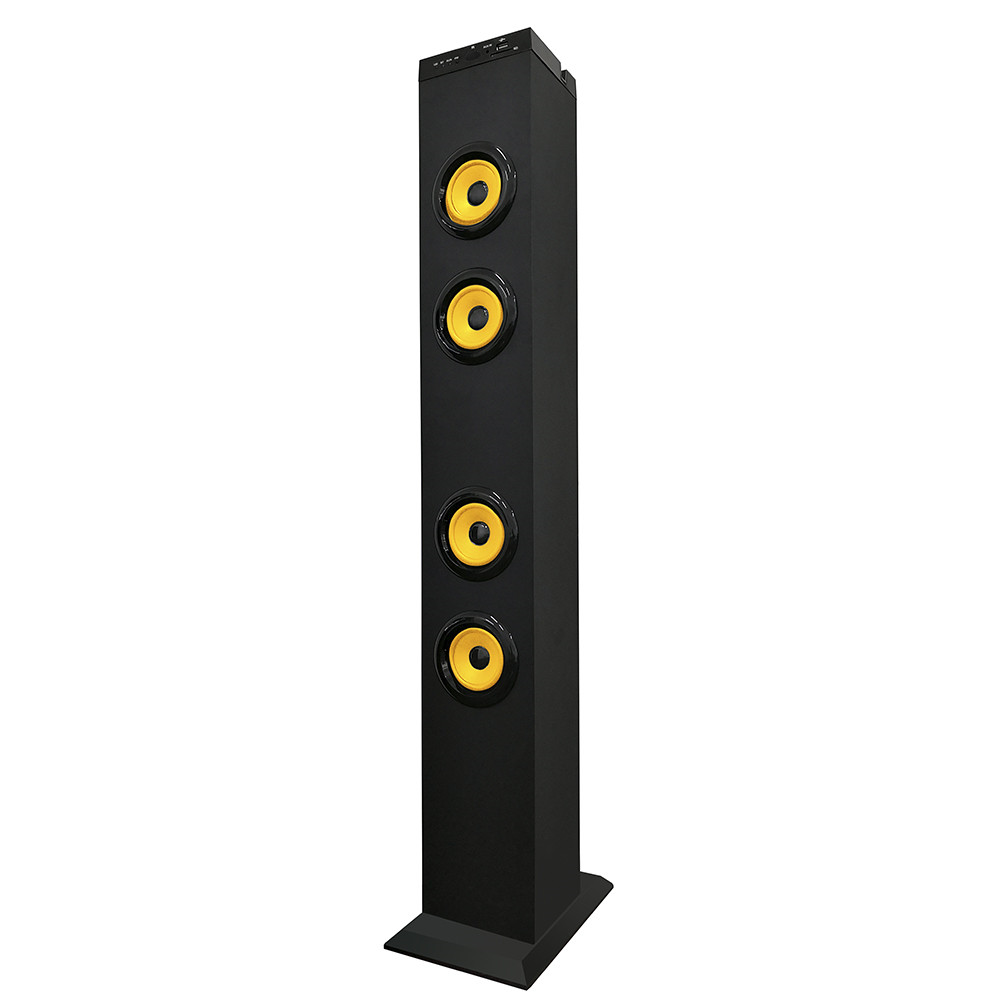 Multimedia Floor Standing Speaker Tower Speaker Aktif Keras Home Theater Bluetooth Speaker