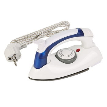 700W Foldable Press Electric Dry Mini Travel <strong>Steam</strong> <strong>Iron</strong>