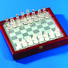 High Quality Chess Set In Wooden Box