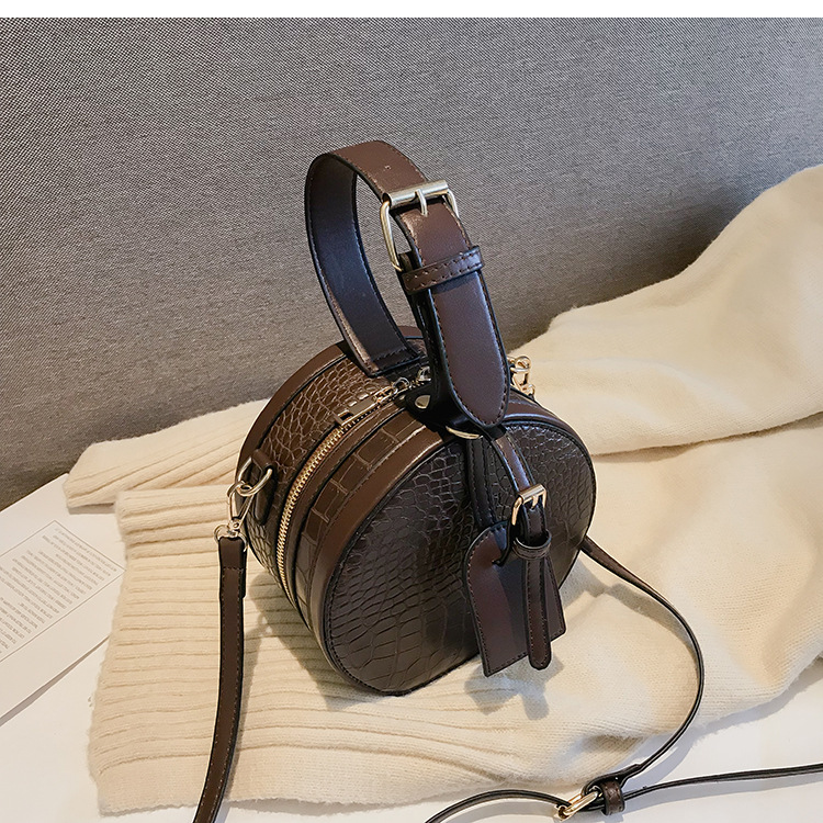 Osgoodway2 Trendy leather women hand bags  crossbody bag luxury Vintage handbags