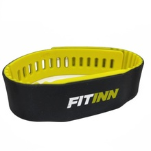 Hotel/SPA/GINÁSIO/Fitness <span class=keywords><strong>Silicone</strong></span> À Prova D' Água 13.56MHz MIFARE Classic EV1 1K <span class=keywords><strong>Pulseira</strong></span> RFID