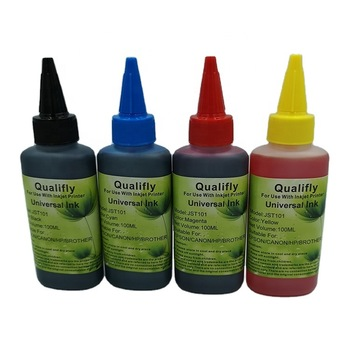 high quality universal dye ink for printer HP/EPSON/BROTHER/CANON printing inks inkjet ink epson