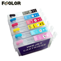 Fcolor for Epson Ink Cartridge T0791 T0792 T0793 T0794 T0796 T0796