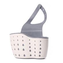 Полка для раковины, губка для мыла, сливная стойка, держатель для ванной комнаты, кухонная присоска для хранения, кухонный органайзер, кухон...(Китай)