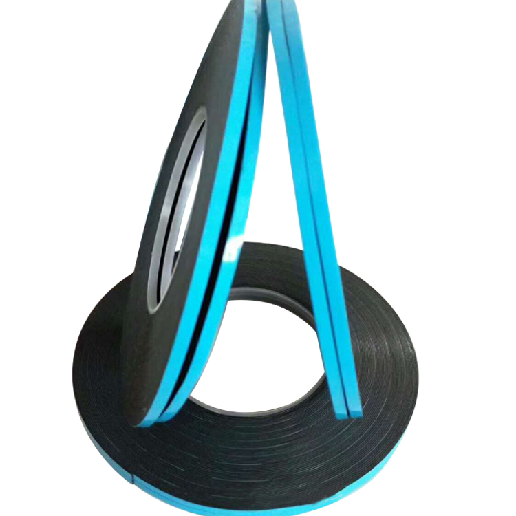 Хэбэй yonghui оптовая продажа с фабрики 3 м двойной боковой пены клейкие ленты для остекления spacer
