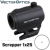 Vector Optics Scrapper 1x25 Red Dot Scope IPX6 Water Proof 2MOA Dot Size Red Dot Sight with Picatinny Mount AR15 M4 AK47